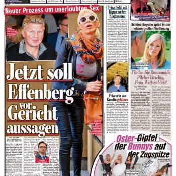 Neuer Prozess um unerlaubten Sex - Aktuelles & Presse von Steinberger & Heindl
