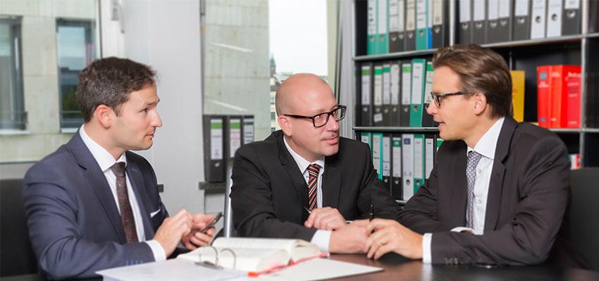 Anwälte bei Steinberger & Heindl - Strafrecht München und Strafverteidiger München