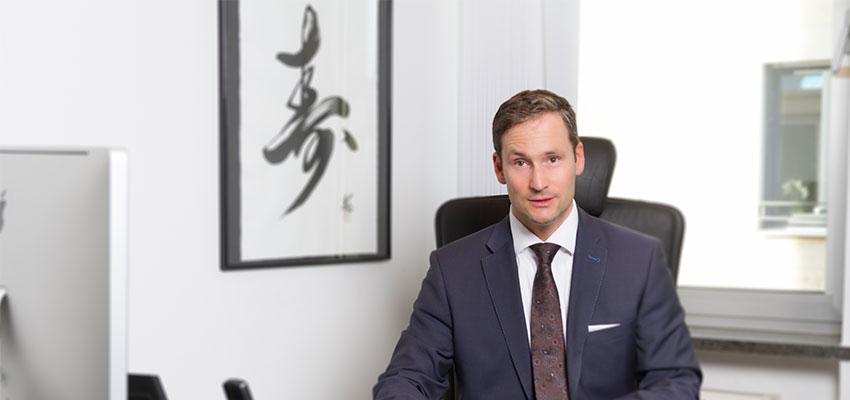 Marc Vendolsky - Fachanwalt für Strafrecht in München - Kanzlei Steinberger & Heindl