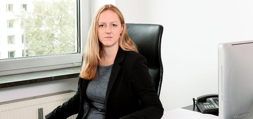Anja Aringer - Strafverteidigerin
