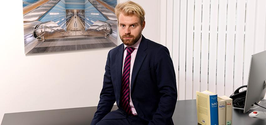 Maximilian Donhauser - Anwalt für Strafrecht in München - Kanzlei Steinberger & Heindl
