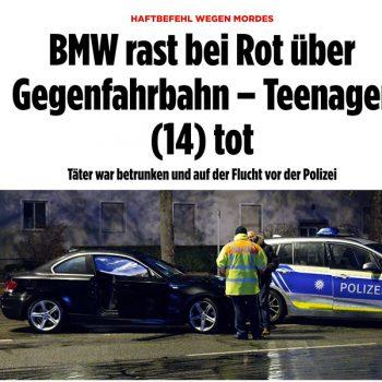 Pressemeldung BIld Zeitung | Tom Heindl Strafverteidiger München