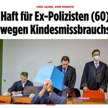 Kindesmissbrauch Pressemeldung BIld Zeitung | Tom Heindl Strafverteidiger München