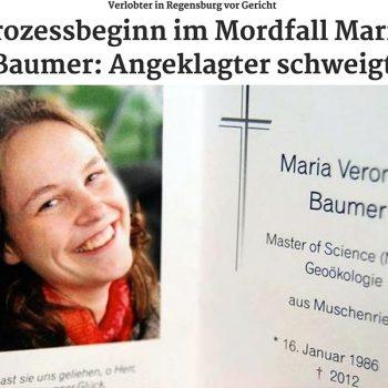 Maria Baumer | Tom Heindl Strafverteidiger München