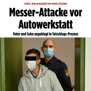 Messer Attacke | Tom Heindl Strafverteidiger München